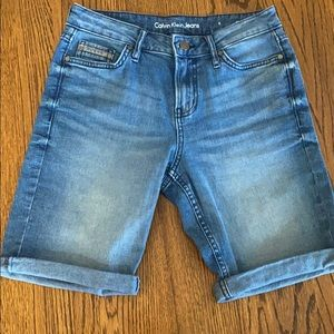 Calvin Klein Jeans City Denim Bermuda shorts